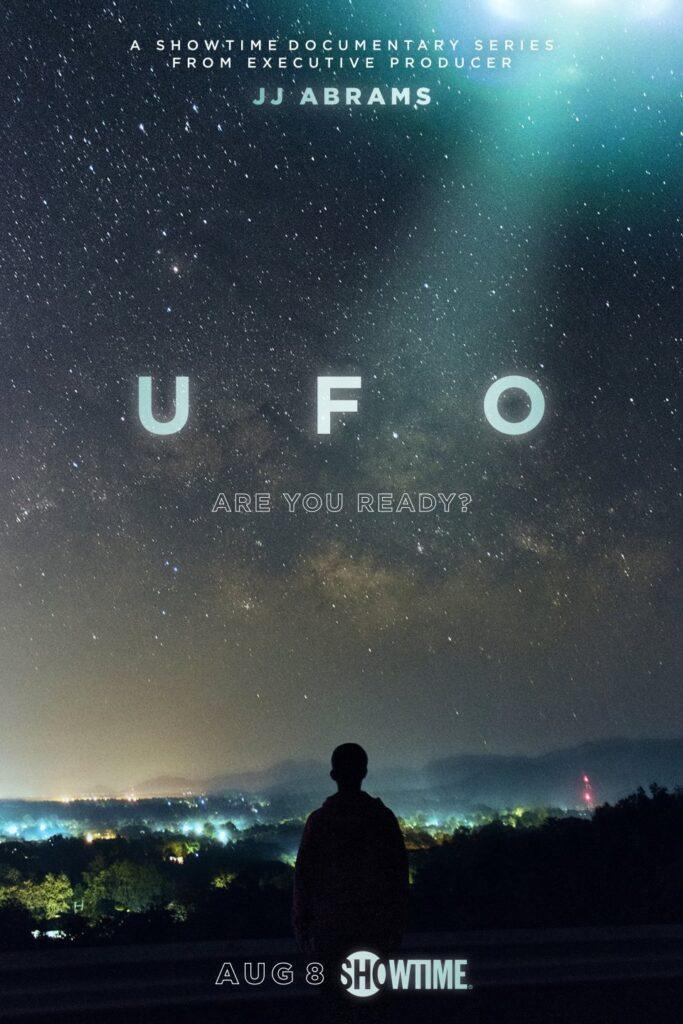 Ufo Showtime JJ Abrams trailer