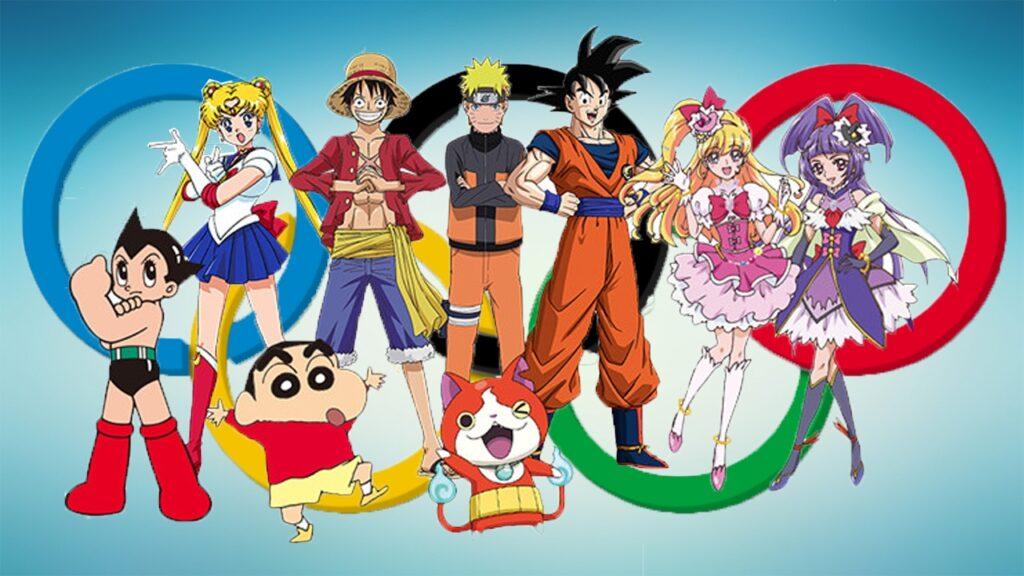 Anime  Olimpiadi