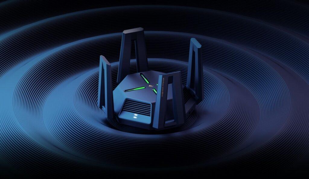 Mi AX9000 router