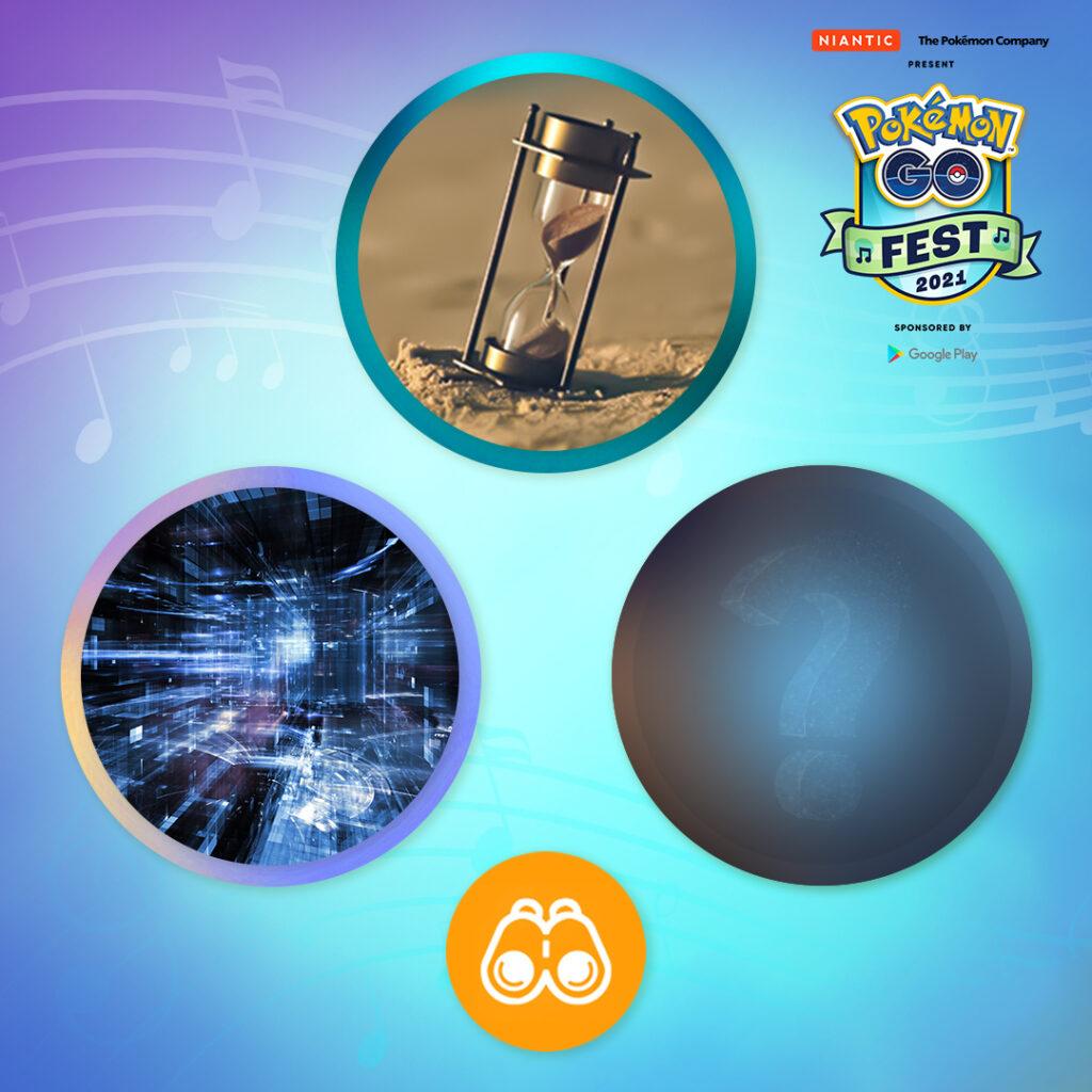 Pokémon GO - GO Fest 2021