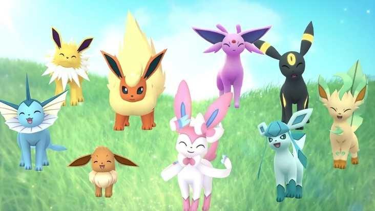Pokémon GO Community Day Eevee
