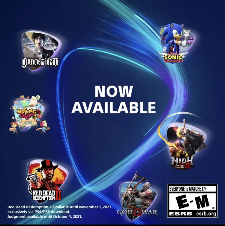 PlayStation Now leak giochi di luglio