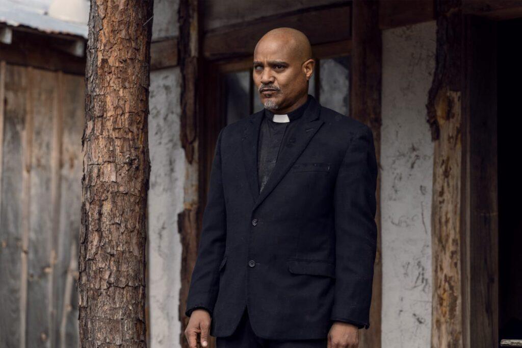 Seth Gilliam - Padre Gabriel Stokes - The Walking Dead 11