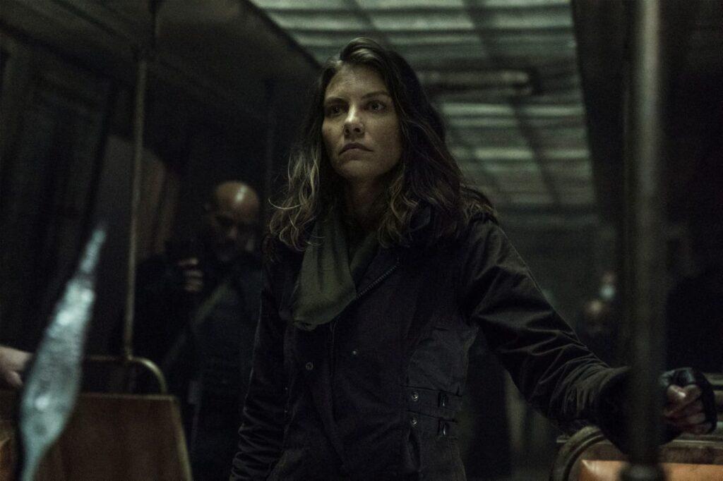 Lauren Cohan - Maggie - The Walking Dead 11