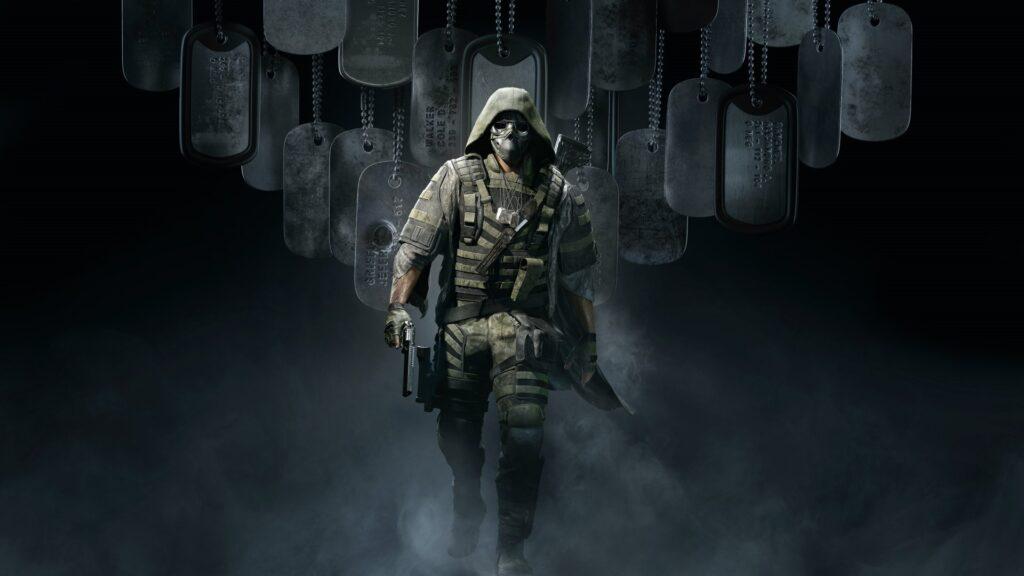Ubisoft Tom Clancy