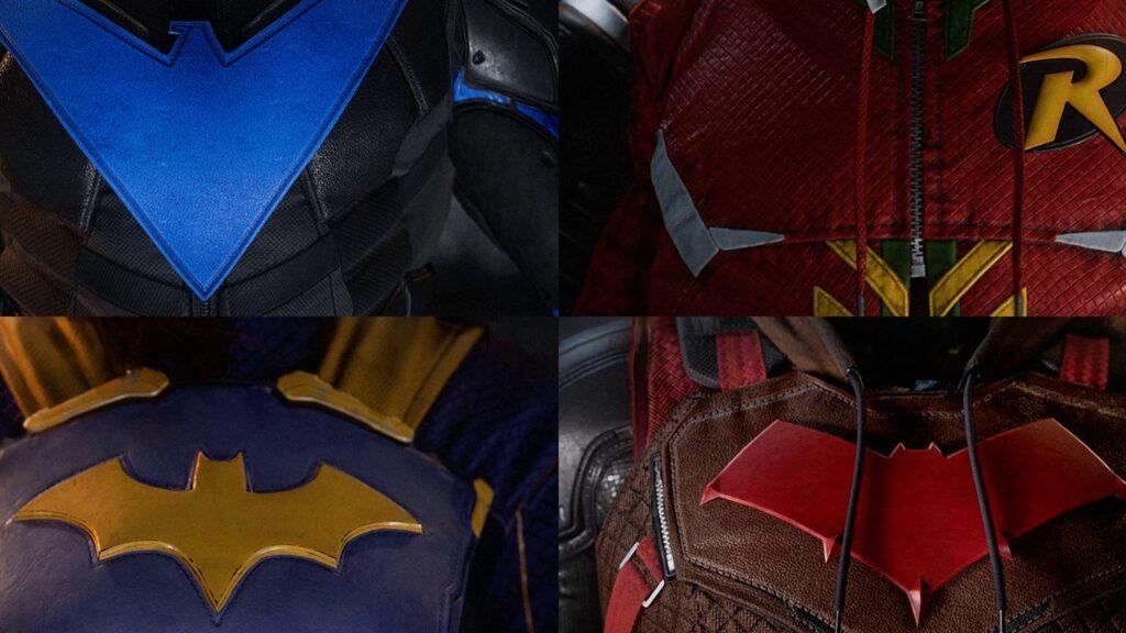 Gotham Knights supereroi