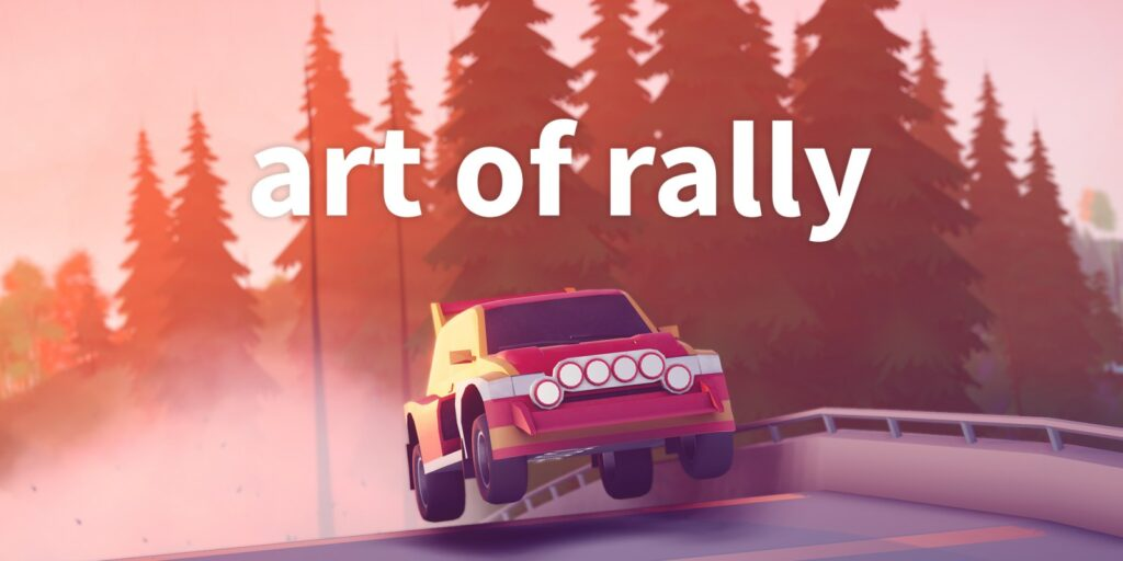 Xbox Game Pass Art of Rally