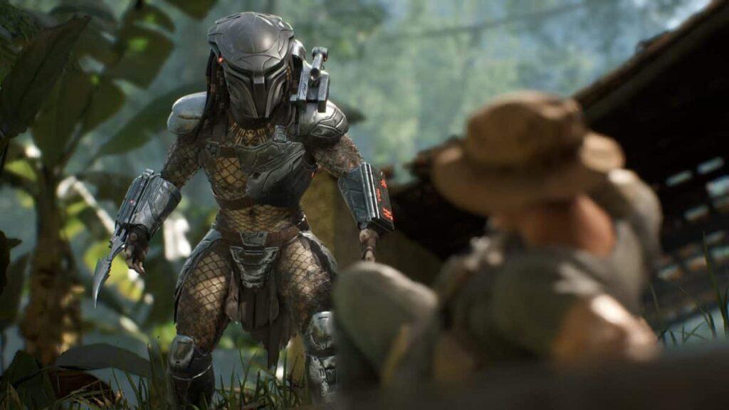 PlayStation Plus Predator Hunting Grounds