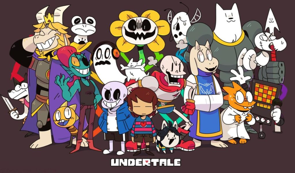 Undertale PlayStation Now