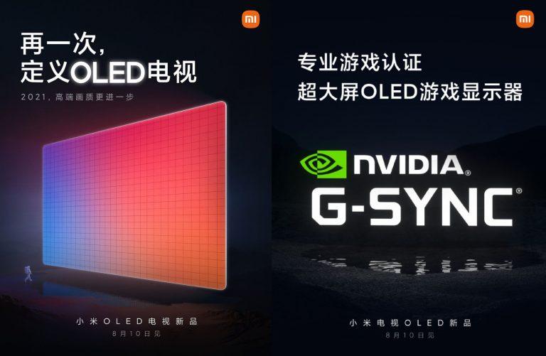 Mi TV OLED G-Sync