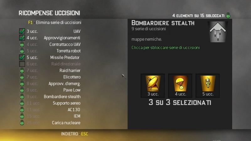 Call of Duty Killstream
