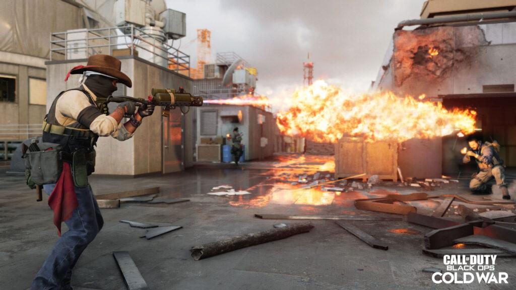 Call of Duty serie di uccisioni