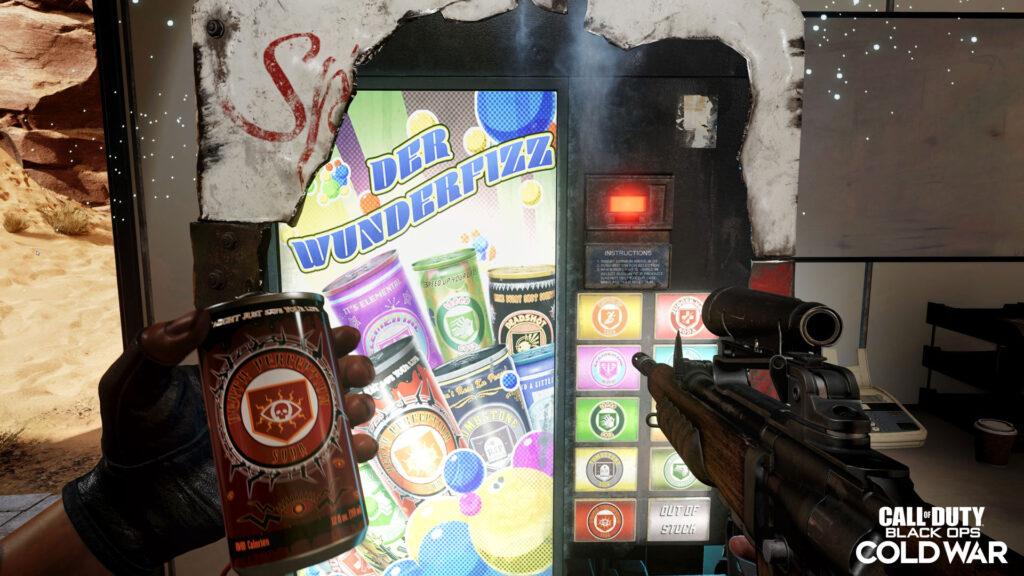 Call of Duty Black Ops Cold War Percezione della morte