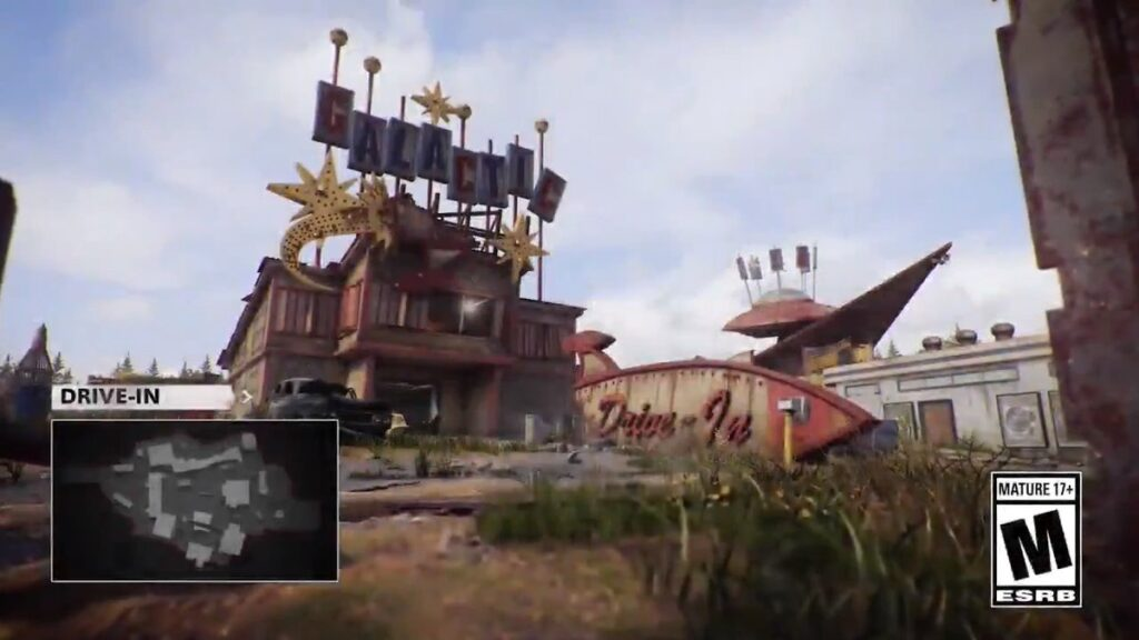 Call of Duty: Black Ops Cold War Drive.In