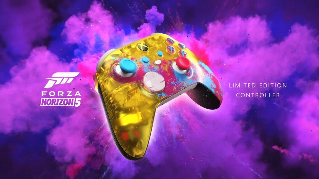 Forza Horizon 5 controller Xbox