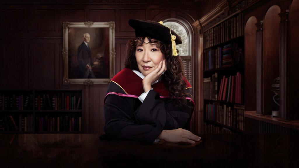 "Sandra Oh ne ""La direttrice"", dal 20 Agosto su Netflix"