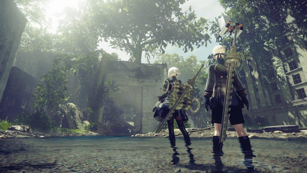 NieR: Automata PlayStation Now