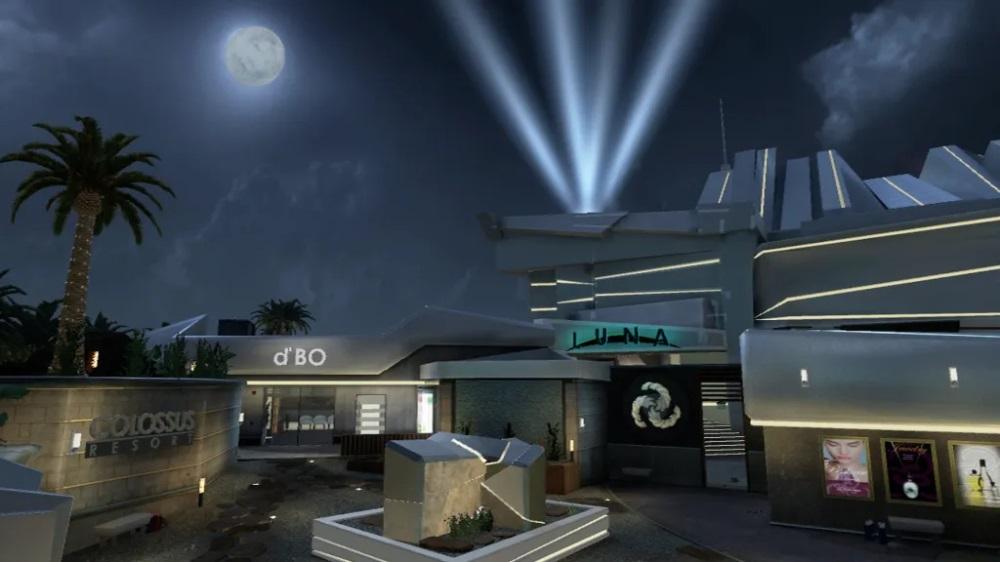 Call of Duty mappa Plaza