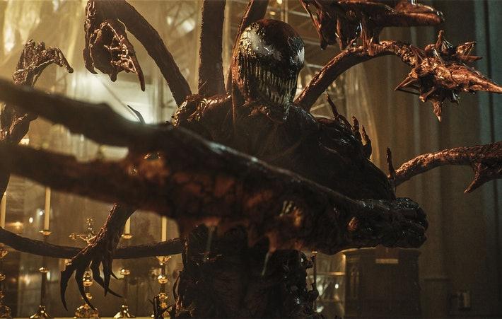 Venom: la fuoria di carnage scena post-credit