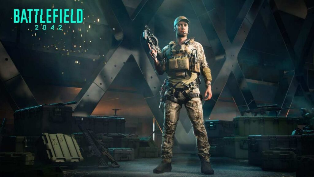 Battlefield 2042 Specialista