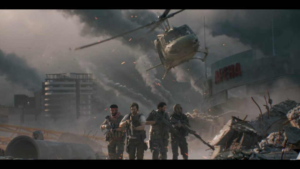 Call of Duty Stagione 6