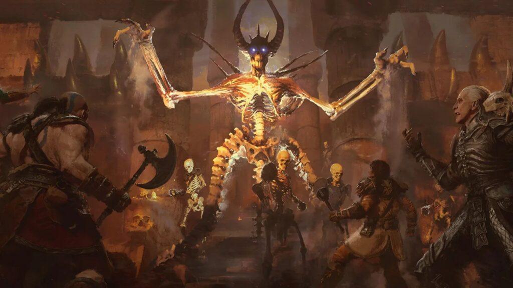 Diablo 2: Resurrected Vicarious Visions