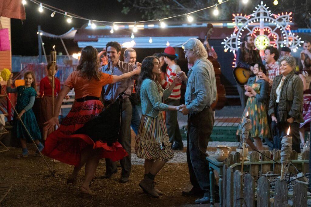 Luna Park recensione serie tv Netflix