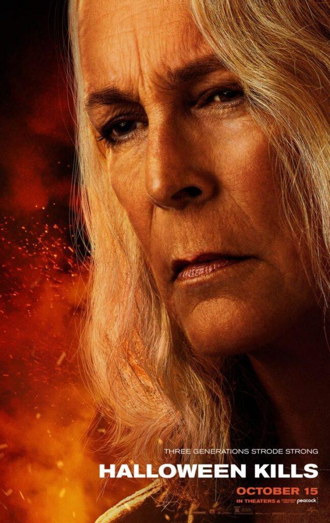 Halloween Kills - Laurie Strode