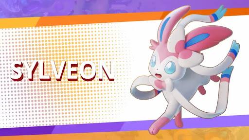 Pokémon Unite pokemon Sylveon