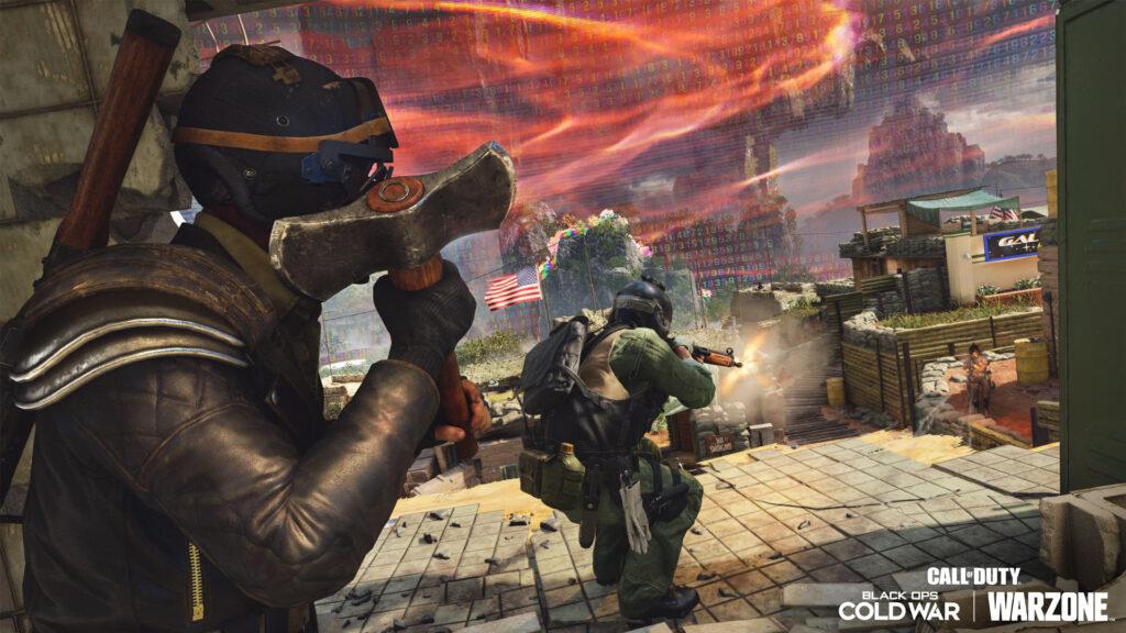 Call of Duty Ascia da Battaglia