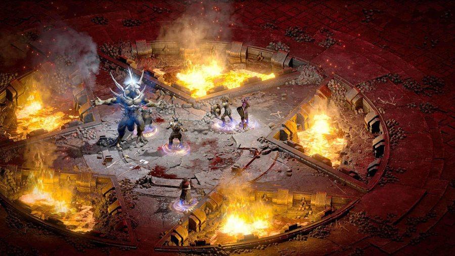Diablo 2 Resurrected guida al platino trofeo