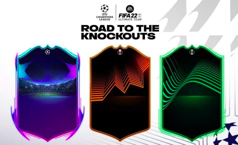 FIFA 22 Road to the Knockouts - FUT 22 Ultimate Team  - Cards