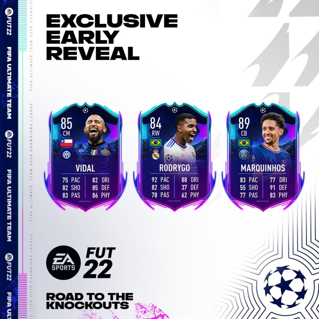 FIFA 22 Road to the Knockouts - FUT 22 Ultimate Team - RTTK
