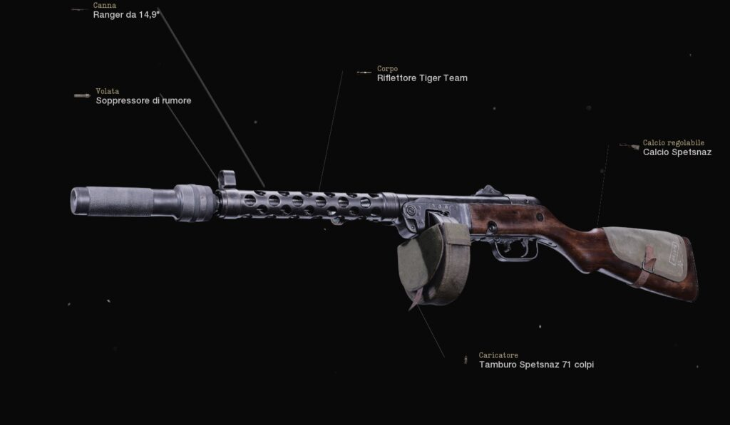 Call of Duty PPSH
