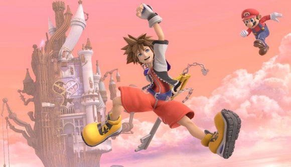 Super Smash Bros Ultimate Sora Kingdom Hearts
