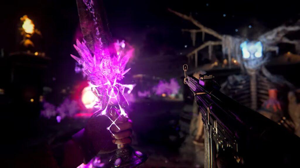 Call of Duty Vanguard Zombi